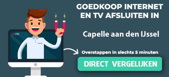 internet vergelijken in capelle-aan-den-ijssel